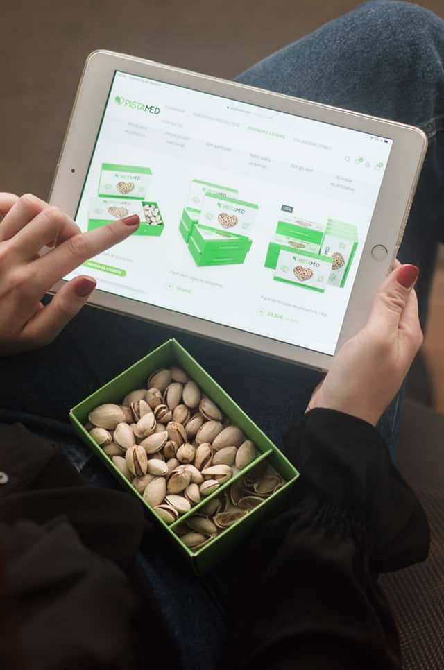 PACK OF 10 BOXES OF PISTACHIOS